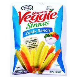 veggie straw