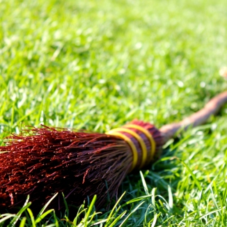 quidditch broom